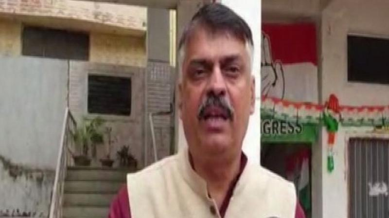 As the trends showed JMM-led alliance inching closer to victory in Jharkhand, Congress leader Rajesh Thakur on Monday said that they will form a strong government in the state. (Photo: ANI)