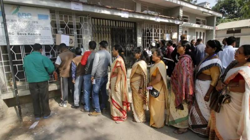 Bangladeshi nationals were caught by the security forces after they entered India without valid documents and were lodged in different detention camps. (Representational Image | PTI)