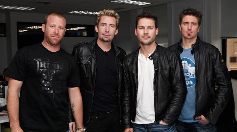 A Google search for the band generates headlines about how much they are loathed (Photo: AFP)