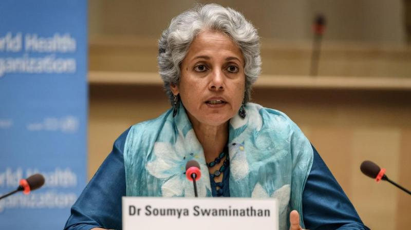 Soumya Swaminathan hailed the incredible progress made by scientists who managed the unthinkable of developing not one but several safe and effective vaccines against a brand new virus in under a year. (Photo:AFP)