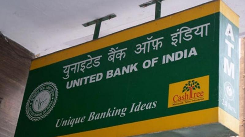 Public lender United Bank of India has increased the marginal cost of funds based lending rate (MCLR) by 5 basis point or 0.05 per cent across tenors.