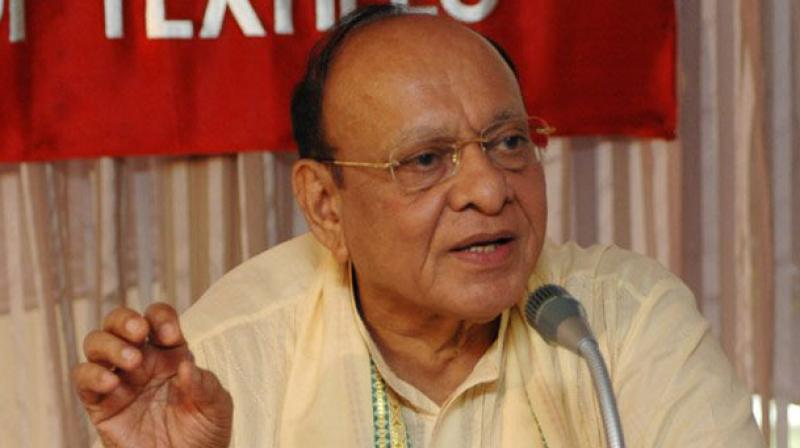 Vaghela made the announcement at a public meeting of his supporters held in Gandhinagar on his 77th birthday. (Photo: PTI/File)