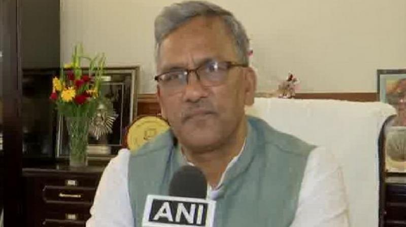 The Chief Minister revealed that he has instructed the Chief Secretary to start working on the legislation so that it can be enacted at the earliest. (Photo: ANI)