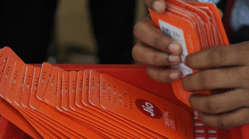 Reliance Jio had alleged three companies have made a cartel against its rise. (Photo: File/AFP)