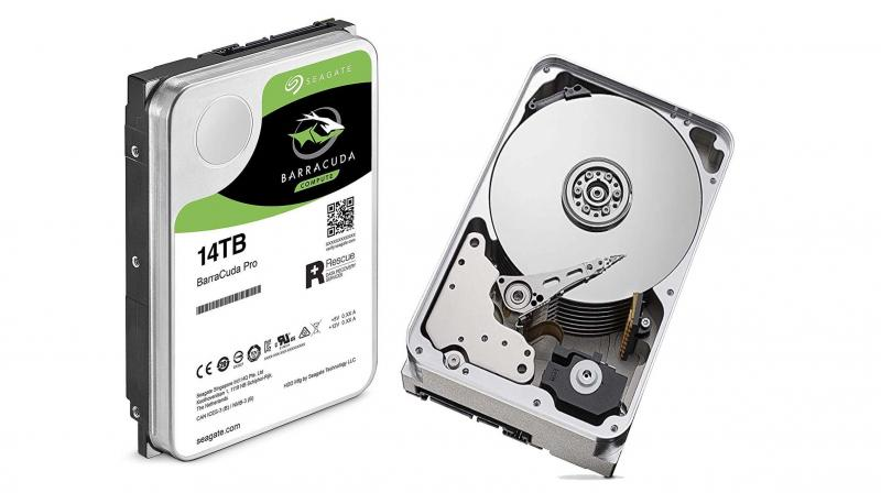 The Magnetic Hard Disk drive still remains the most cost effective storage technology today, with desktop PCs their biggest market.