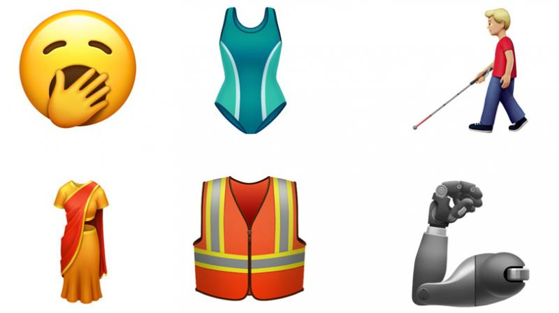 Apple confirmed that the new emoji will come in a software update and will be available on Macs, Apple Watches and iPads as well.