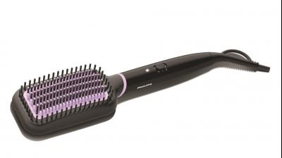 Philips launches a smart five-minute hair straightening brush