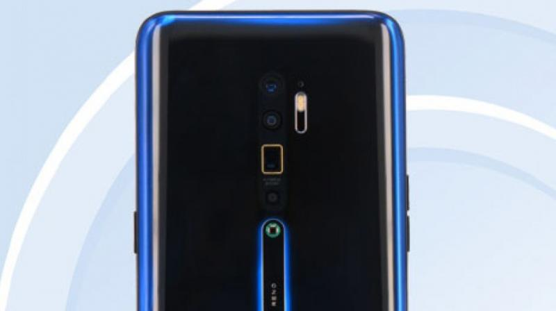 Oppo Reno2 5G appears on TENAA with periscope zoom lens