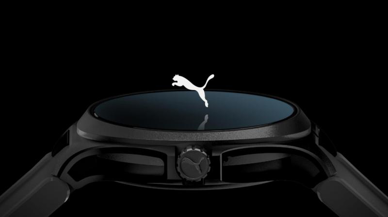 The smartwatch powered by Qualcomm Snapdragon Wear 3100 SoC.