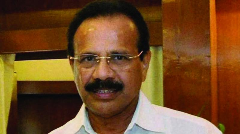 Union Minister D V Sadananda Gowda on Saturday said that if the BJP would have contested assembly elections in Maharashtra alone, it would have got two-thirds majority. (Photo: File)