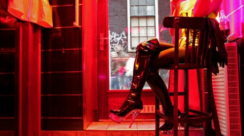 Sex workers in Osaka will be shown the red light as the city seeks to clean up its image before hosting world leaders for the G20 summit in June. (Representational/ AFP)