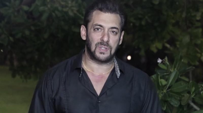 Salman Khan (Twitter)