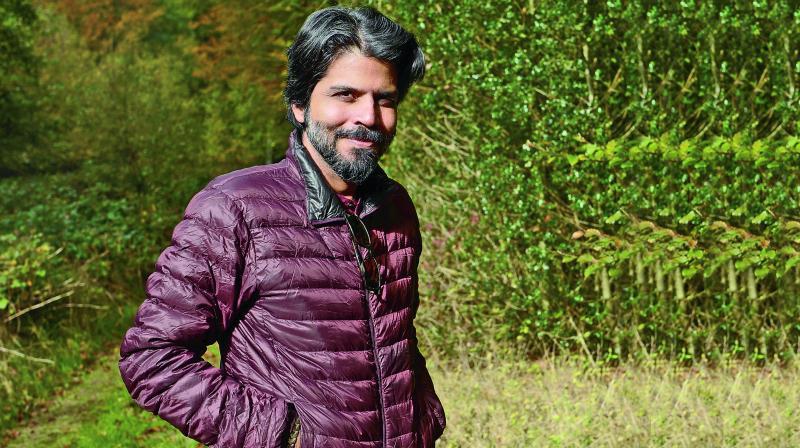 Pankaj Mishra (Photo: Maya Mishra)