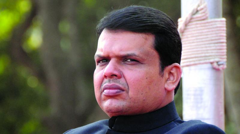 Speaking to Marathi daily 'Loksatta' here, Fadnavis said in the five years of his government, he never let down Uddhav Thackeray, the Sena president who is now the chief minister of the three-party Maha Vikas Aghadi government. (Photo: File)