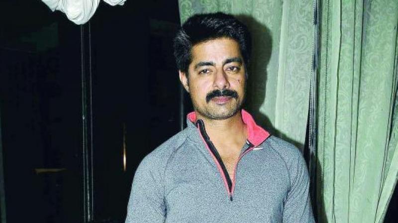 Sushant Singh.