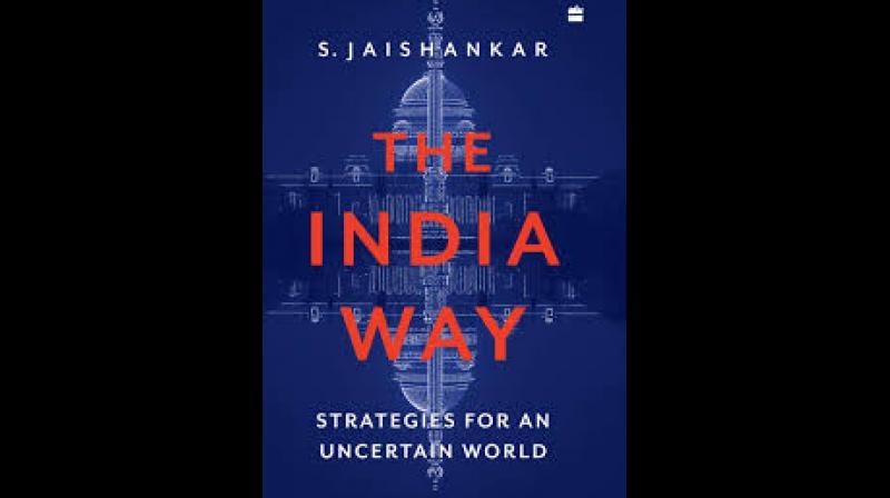 The India Way by S Jaishankar