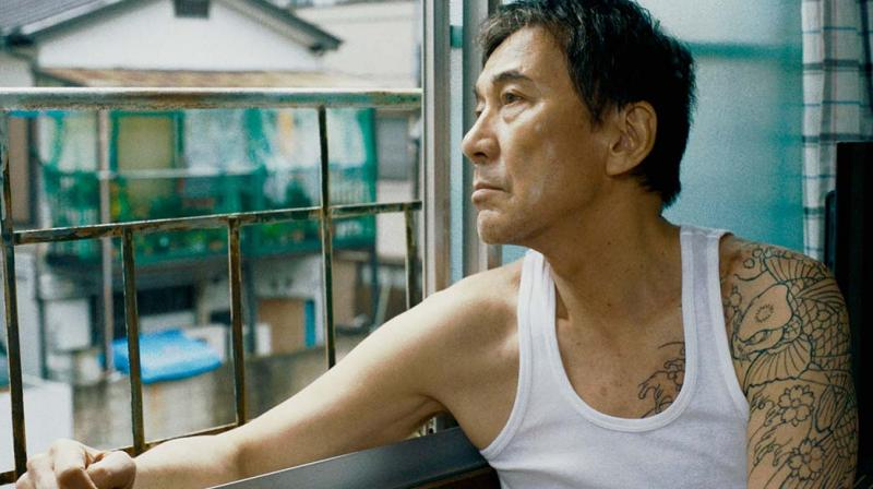 Woman director Miwa Nishikawa's Under The Open Sky explores the life of an ex-yakuza as he returns to the world after serving a jail sentence for murder.