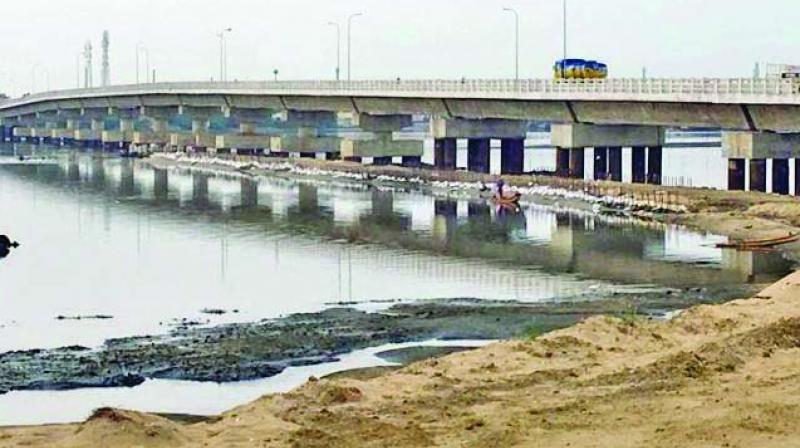 The total cost of the project is Rs 15,000 crore.
