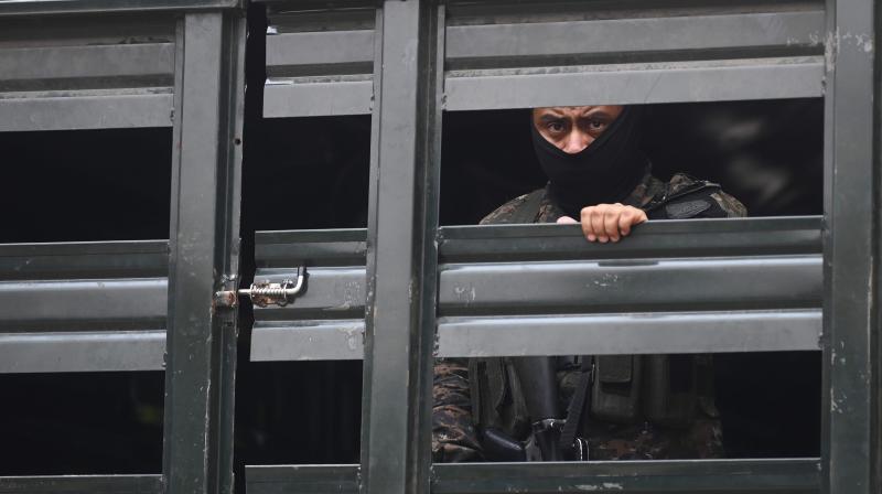 Covid stigma is a cruel prison. (AFP)