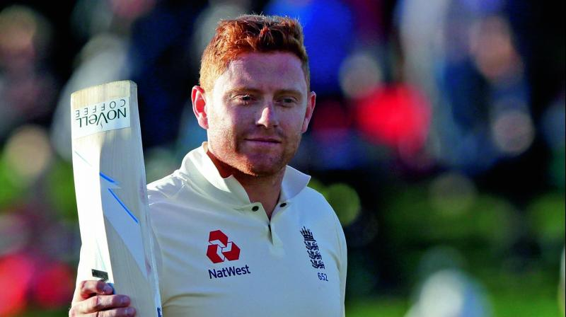 Bairstow scored just 214 runs in the five Ashes Tests during the English summer at an average of 23.77 (Photo: AP)