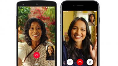 See-n-speak: Video calling apps