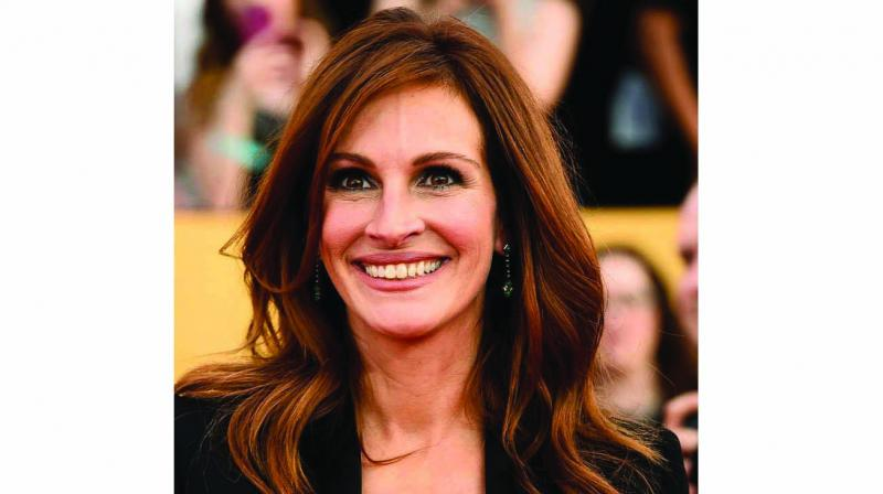 A picture of Julia Roberts used for representational purposes only.