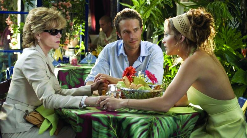 A still from the film Monster-in-Law