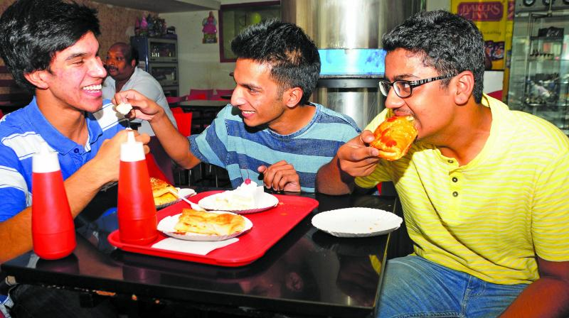 MU had asked its affiliated colleges to ban junk food.