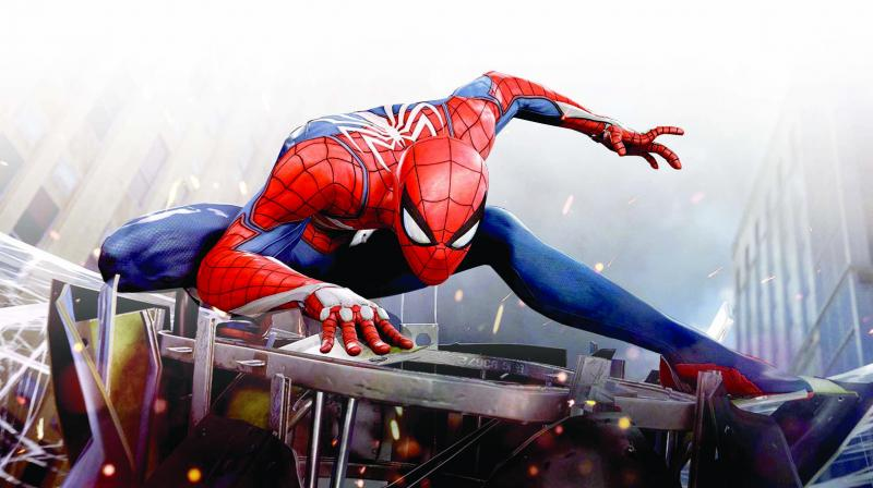 Standard web shooters, electric shots, web bombs and spider drones are just some of the tools available to you.
