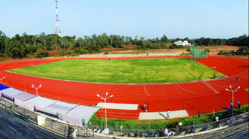 Image of stadium for representational purpose.