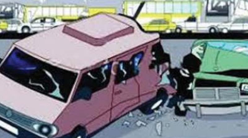 The car, a sports utility vehicle (SUV), belonged to Raju Patil, the Maharashtra Navnirman Sena (MNS) legislator from Kalyan constituency here.  The MLA told reporters he was not in the car at the time of the incident and that his driver was behind the wheels. (Photo: Representational)