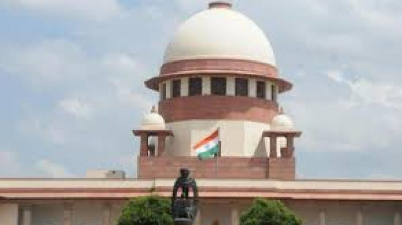 The Supreme Court (Photo: File | ANI)