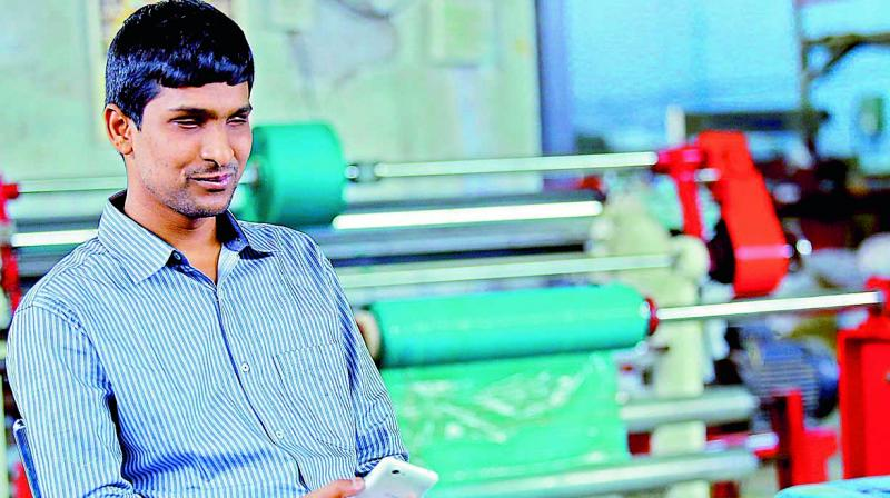 A native of Seethapuram in Machilipatnam, Andhra Pradesh, the 28-year-old Srikanth, was born visually impaired