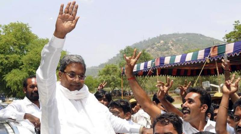 Karnataka Chief Minister Siddaramaiah (Photo: AP)