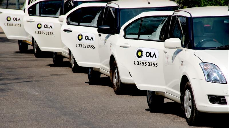 Ola, backed by Japan's SoftBank Group and China's Didi Chuxing among others, is valued at more than $5 billion after raising $1.3 billion in funding. (Photo: Representational Image)