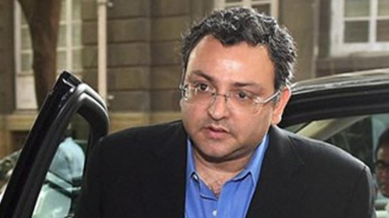 Ousted Chairman of Tata Sons, Cyrus Mistry.