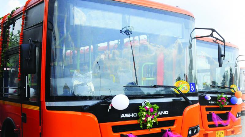 Delhi's bus network has always been overshadowed by the success of the city's metro system. However, a new and improved fleet is about to hit the roads.