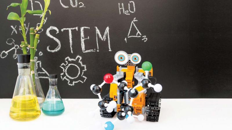 STEM toys don't just entertain; they also equip kids with the skills they will need to navigate a tech-intensive future.