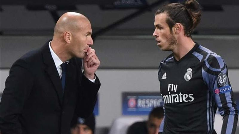 Zidane, after the match against Bayern Munich, had said that it would be good if Bale leaves the club as it will be good for both the team and the player.  (Photo:AFP)