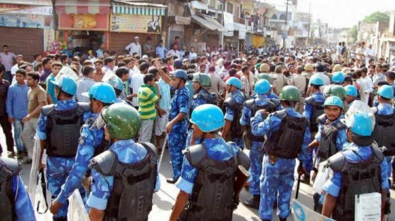 Ashfaq, who had witnessed the killings of his brothers Nawab and Shahid during the Muzaffarnagar riots of 2013, was shot dead on March 11 after he had apparently refused to withdraw the case, police said. (Photo: File)