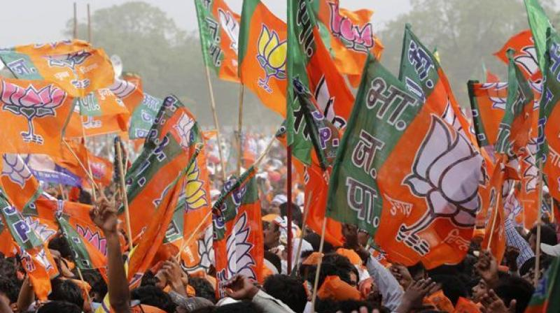 Among the national parties, BJP received the maximum donations of Rs 705.81 crore from 2,987 corporate donors. (Photo: Representational/PTI)