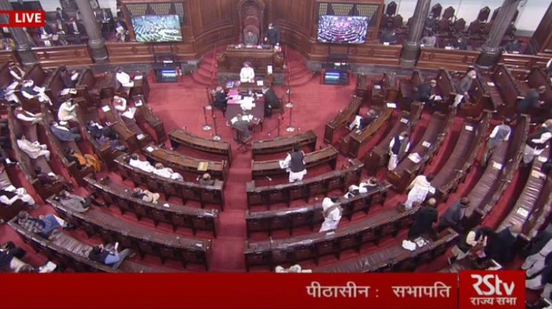 The Opposition MPs claimed that if the amendments were passed, the mandate of the people will become meaningless. (ANI file photo)