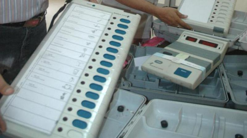 The poll body has been maintaining that EVMs are tamper proof and cannot be manipulated. (Photo: File)