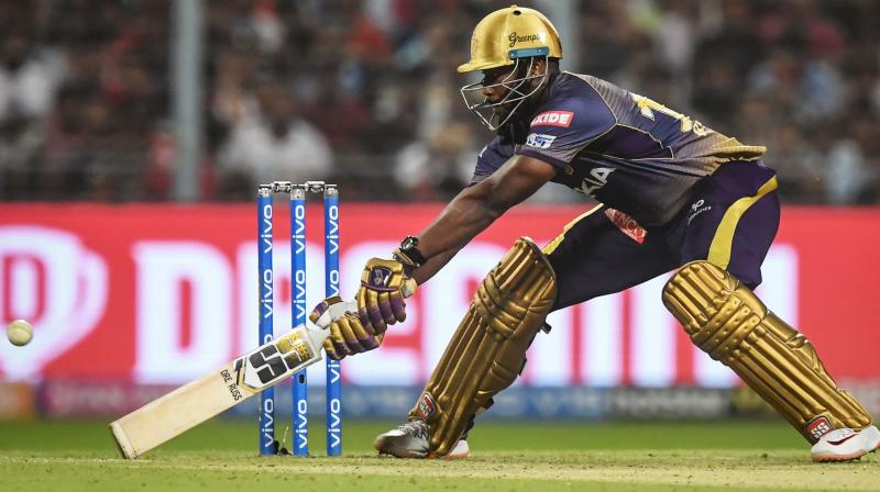 KKR have registered 4 wins in 9 matches, and will play Sunrisers Hyderabad on April 21. (Photo: