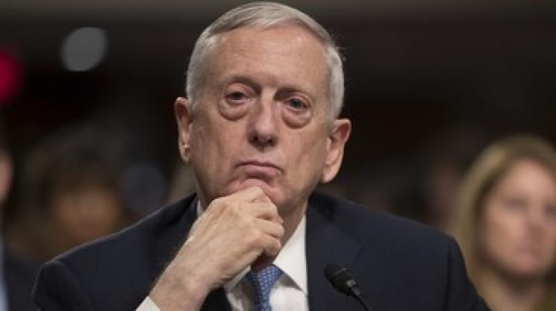 The visit will be Mattis' first to China in his capacity as the US' top defense official. (Photo: AP)