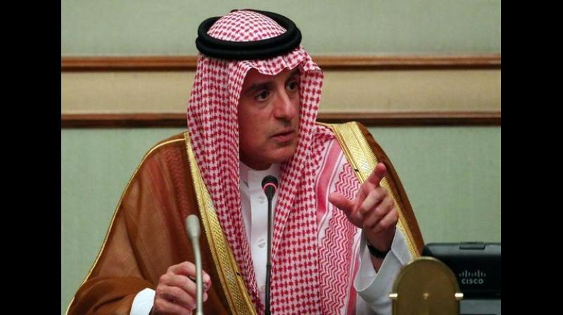 The Saudi Foreign Minister was earlier expected to visit Pakistan on Thursday, but the visit was delayed due to unexplained reasons. (Photo: ANI)