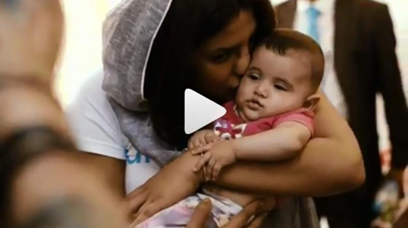 Priyanka Chopra posts heartfelt video on World Refugee Day; watch here