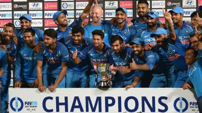 Icc Cricket World Cup 2019 Have A Look At The Indian Squad
