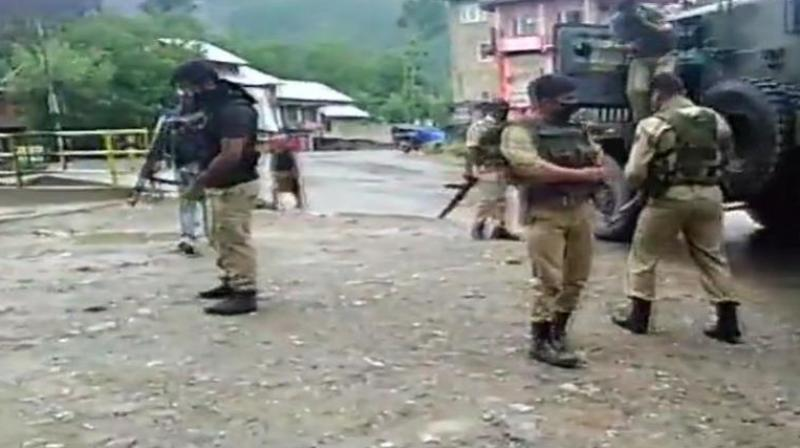 One Army man died and four others were injured in the firing, officials also said. (Photo: Representational)