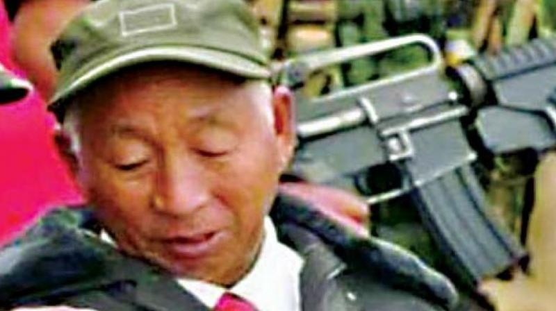 Prior to his death on Friday, Shangwang Shangyung Khaplang created a second rung of leadership led by his deputy Khango Konyak who may take over the responsibility of the organisation soon.